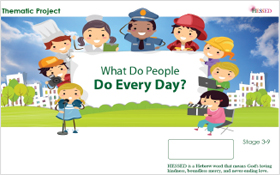 What Do People Do Every Day?